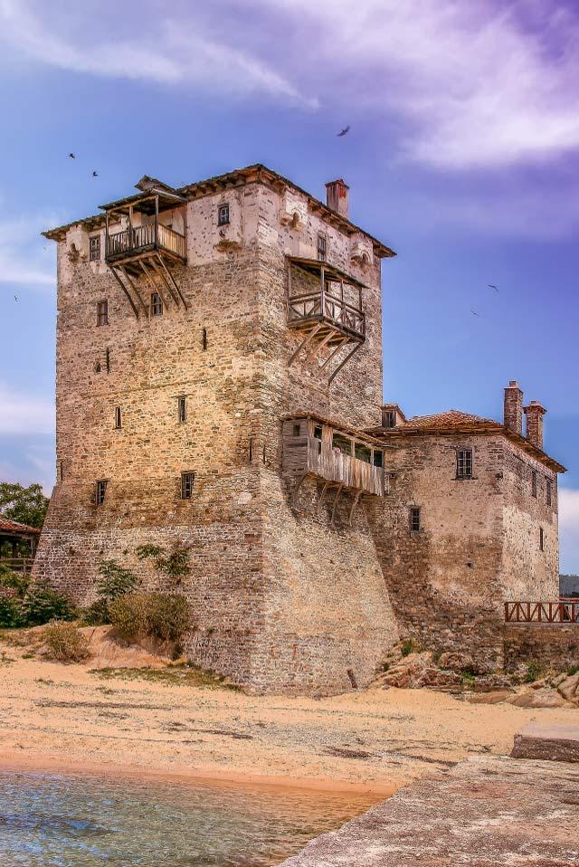 Krouna Tower, Ierissos 2