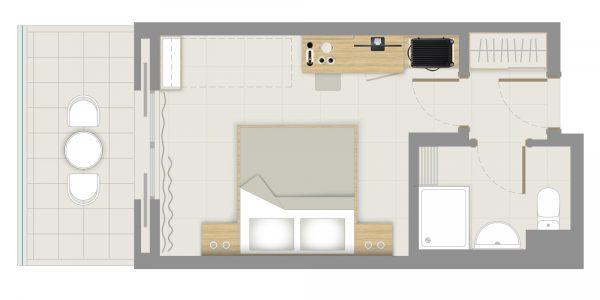 Floor-plan Deluxe