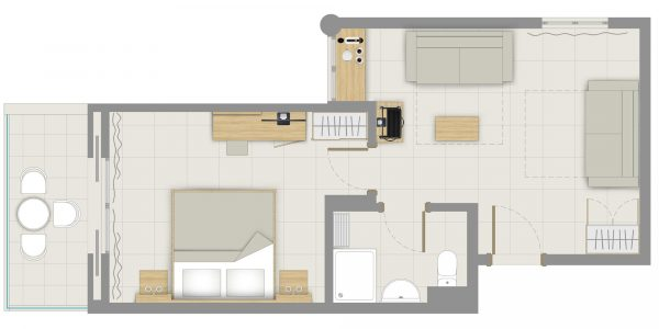 Floor-plan Junior-Suite