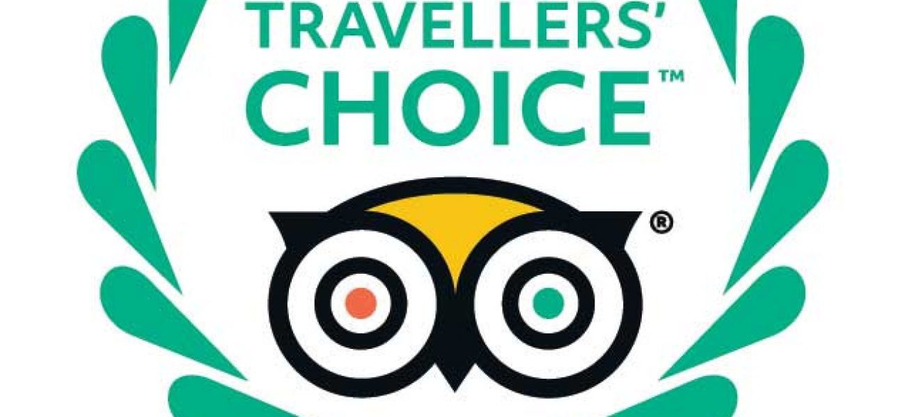 Travellers choice top 25-2019